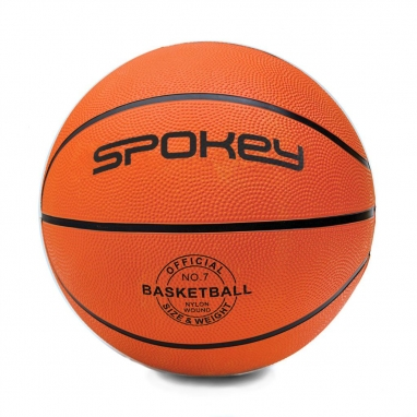 Мяч баскетбольный Spokey CROSS №7