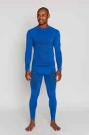 Комплект термобелья мужской спортивный Haster Hanna Style UltraClima (SL90113) - синий