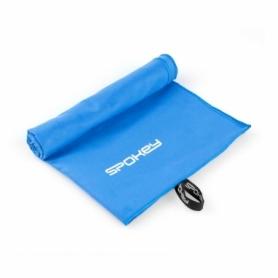 Полотенце охлаждающее для спортзала Spokey Sirocco (924996) голубое, 50х120 см
