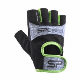 Перчатки для фитнеса Spokey Elena II (921313), черные