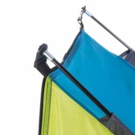 Палатка-автомат пляжная Spokey Cloud De Lux (839619), 190х88х112 см - Фото №10