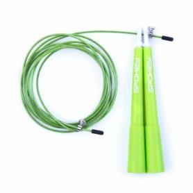 Скакалка для кроссфита Spokey Crossfit (920971) зеленая