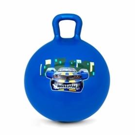 Мяч для фитнеса (фитбол) с ручкой Spokey Speedster (922740), 45см