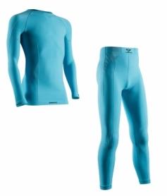 Комплект термобелья детского Tervel Comfortline (SL5006004) - голубой