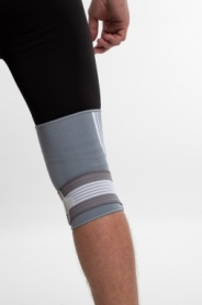 Бандаж спортивный для колена Spokey Segro 830455 - Фото №3