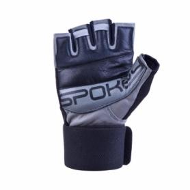 Перчатки спортивные Spokey Guanto II (921328) - синие