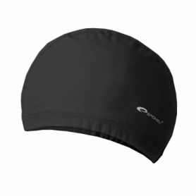 Шапочка для плавания Spokey Torpedo (84378), черная