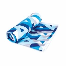 Полотенце охлаждающее для спортзала Spokey Menorca (921943), 100х180 см