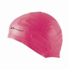 Шапочка для плавания Spokey Shoal 82252 розовая