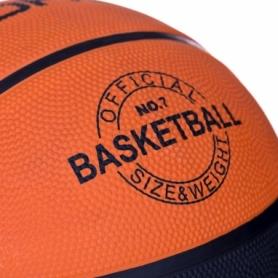 Мяч баскетбольный Spokey DUNK №7 921078 - Фото №5