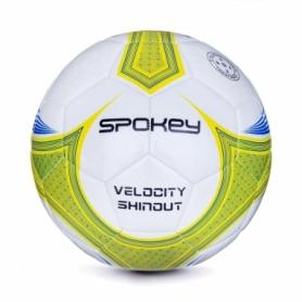 Мяч футбольный Spokey Velocity Shinout (920049) - белый, №5