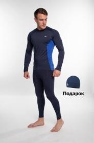 Костюм спортивный мужской Rough Radical Intensive SL8225, темно-синий