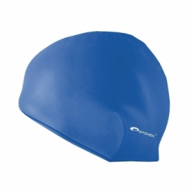 Шапочка для плавания Spokey Summer Cap 85346 синяя