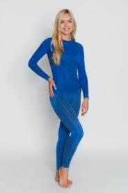 Комплект термобелья женский спортивный Haster Hanna Style UltraClima (SL90133) - синий