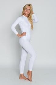 Комплект термобелья женский спортивный Haster Hanna Style ProClima (SL90225) - белый