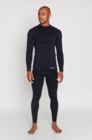 Комплект термобелья мужской спортивный Haster Hanna Style ProClima (SL90161) - черный