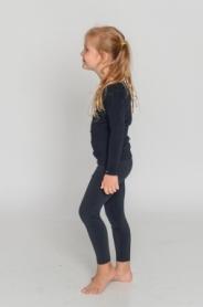 Термокофта детская Tervel Comfortline (SL5001) - черная - Фото №4