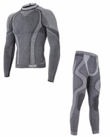 Комплект мужского термобелья с шерстью мериноса Haster Hanna Style Merino Wool (SL90002)