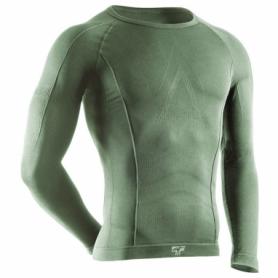 Термокофта мужская спортивная Tervel Comfortline (SL10023) - серая