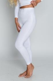 Термоштаны спортивные женские Haster ProClima Hanna Style (SL06-1205) - белые