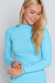 Термокофта спортивая женская Tervel Comfortline (SL20024) - голубая