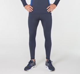 Лосины спортивные для бега мужские Rough Radical Nexus (original) (SL8093) - синие