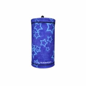 Головной убор зимний многофункциональный (Бафф) Rough Radical Multi 5в1 SL8214, голубой