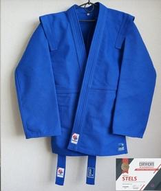 Куртка для самбо Stels FIAS синяя