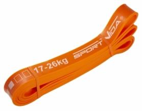Резинка для подтягиваний (лента сопротивления) SportVida Power Band 17-26 кг SV-HK0191