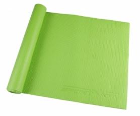 Коврик для йоги (йога-мат) SportVida PVC 4 мм SV-HK0050 Green
