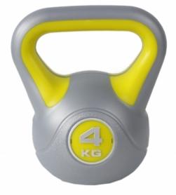 Гиря пластиковая 4 кг SportVida SV-HK0078