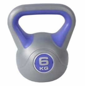 Гиря пластиковая 6 кг SportVida SV-HK0079