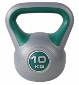 Гиря пластиковая 10 кг SportVida SV-HK0081
