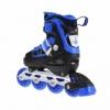 Коньки роликовые раздвижные Nils Extreme Black/Blue (NA0328A) - Фото №2