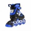 Коньки роликовые раздвижные Nils Extreme Black/Blue (NA0328A) - Фото №6
