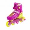 Коньки роликовые раздвижные Nils Extreme Pink (NA1005A) - Фото №2