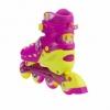 Коньки роликовые раздвижные Nils Extreme Pink (NA1005A) - Фото №3