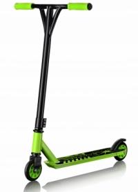 Самокат SportVida Rampage Black/Green (SV-WO0006)