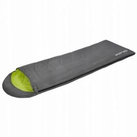Мешок спальный (спальник) SportVida Grey/Green (SV-CC0015)