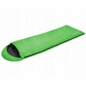 Мешок спальный (спальник) SportVida Green/Black (SV-CC0016)