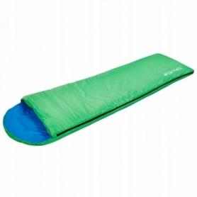 Мешок спальный (спальник) SportVida Green/Blue (SV-CC0013)