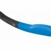 Обруч массажный Hula Hoop SportVida 100 см 1.2 кг SV-HK0157 Grey/Blue - Фото №5