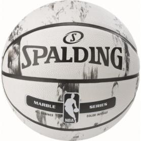 Мяч баскетбольный Spalding NBA Marble Multi-Color Outdoor №7