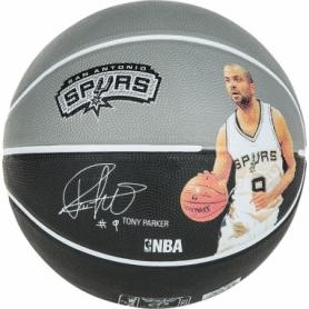 Мяч баскетбольный Spalding NBA Player Tony Parker №7