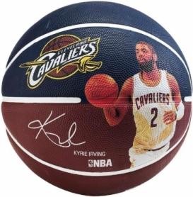 Мяч баскетбольный Spalding NBA Player Kyrie Irving №7