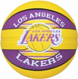 Мяч баскетбольный Spalding NBA Team L.A. Lakers №7