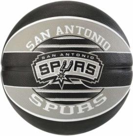 Мяч баскетбольный Spalding NBA Team SA Spurs №7