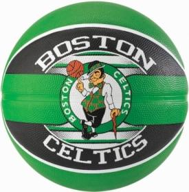 Мяч баскетбольный Spalding NBA Team Boston Celtics №7