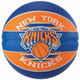 Мяч баскетбольный Spalding NBA Team NY Knicks №7