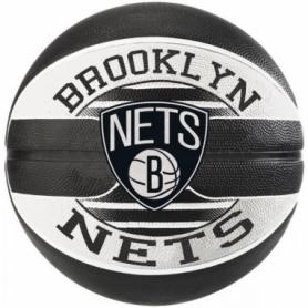 Мяч баскетбольный Spalding NBA Team Brooklyn Nets №7